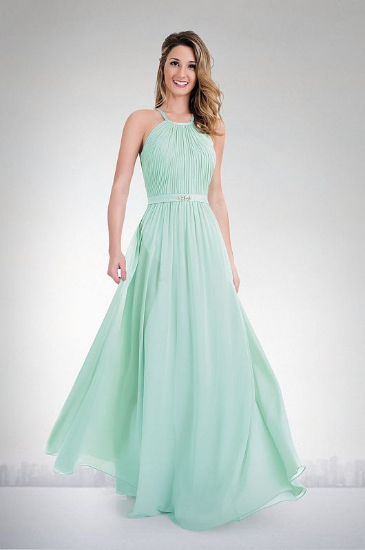 Kanali K Size 10 1687 Mint Bridesmaid Dress