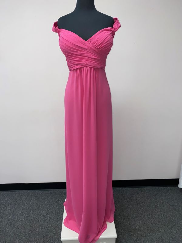 Kanali K Size 24 1811 Fuchsia Bridesmaid Dress