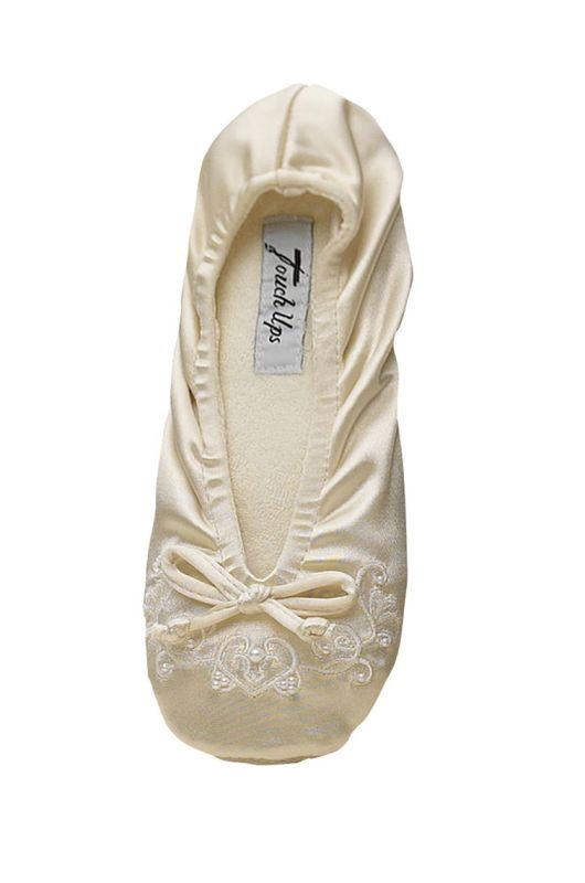 Ladies S Ballet Bridal Slipper
