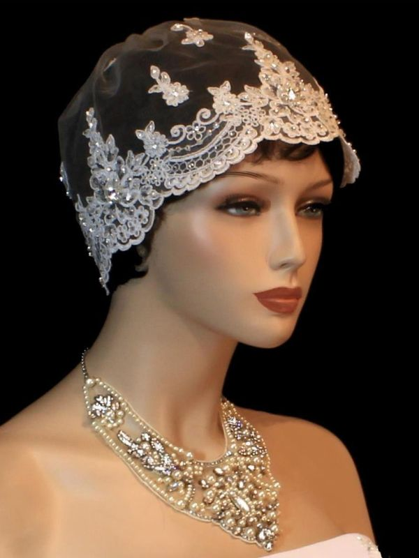 1st Class Bridal 3087 Ivory Hair Accessory