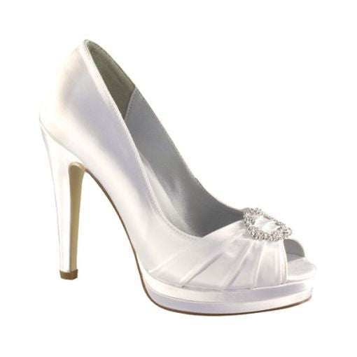 Dyeables 6 Gianna 11010 White Bridal