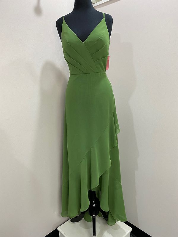 Kanali K Size 4 1775 Clove Bridesmaid Dress
