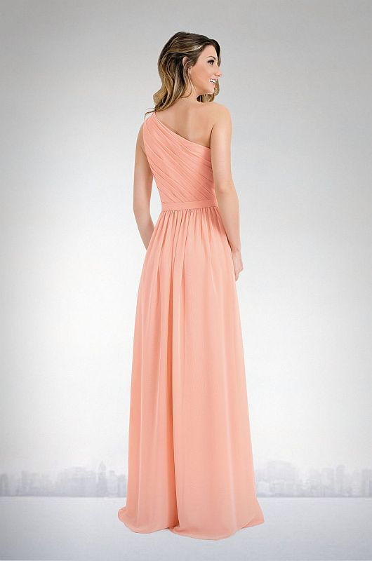 Kanali K Size 16 1690 Salmon Bridesmaid Dress