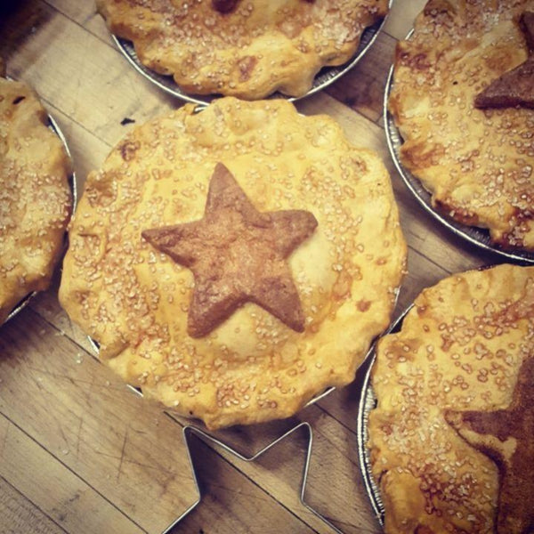 Holiday Apple Mince Pie