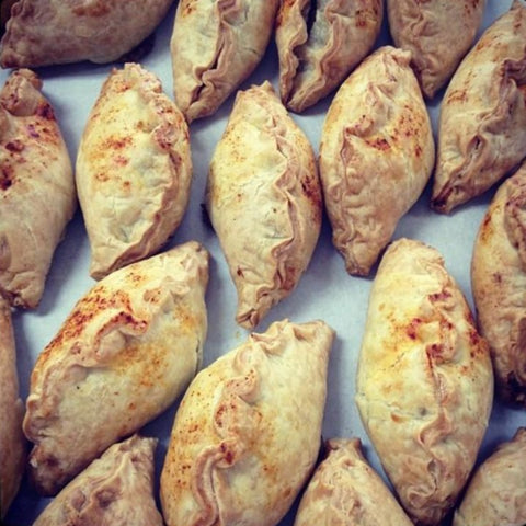 Beef & Potato Pasties
