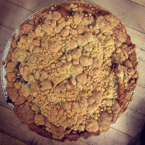 Dutch Apple Crumb