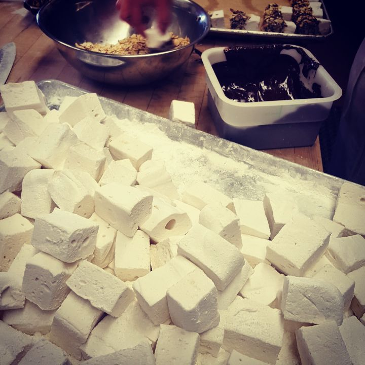 Marshmallows - Toasted Coconut & White Chocolate
