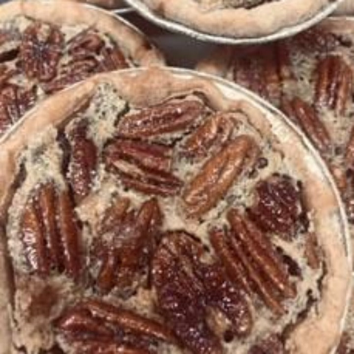 Brandy Pecan Mini Pie