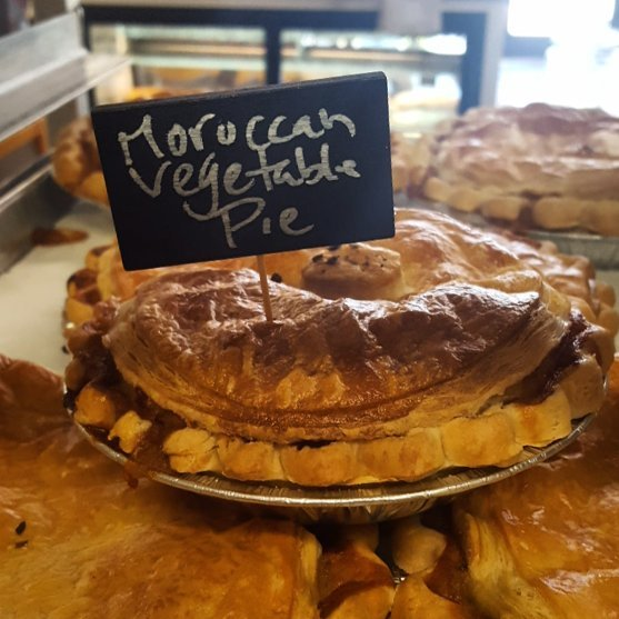 Moroccan Vegetable Pie