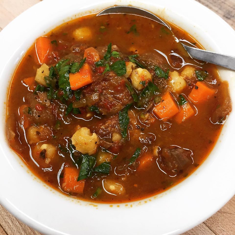 Soups, Stocks, & Bone Broths