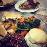 Turkey Pie Dinner - Friday, 11/2 6-8 pm