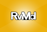 RvMd Sticker<br> City of Rockville, Md<br> White