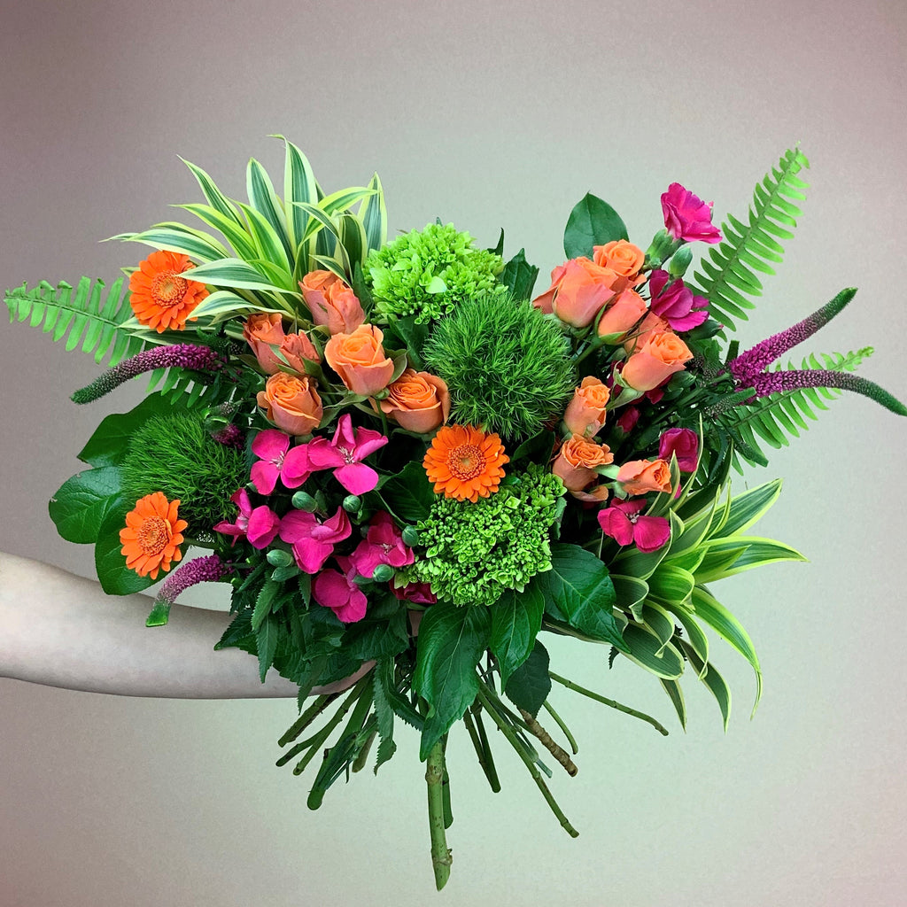 "Bright & Bold ""Tropical explosion"""