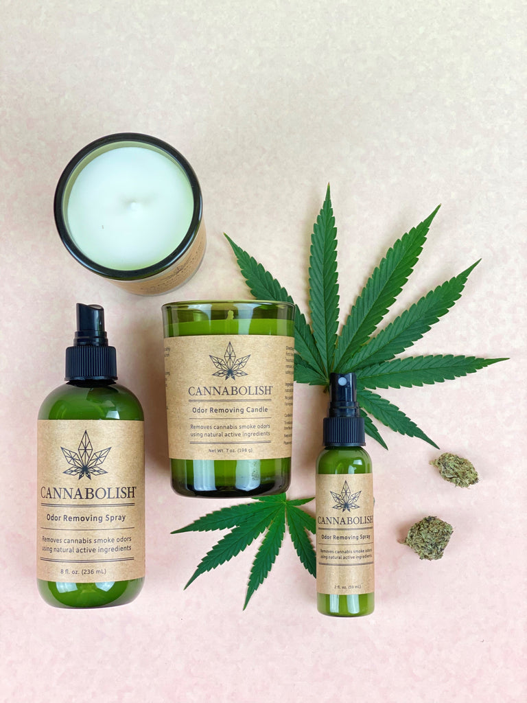 Cannabolish Odor Removing Home Fragrance