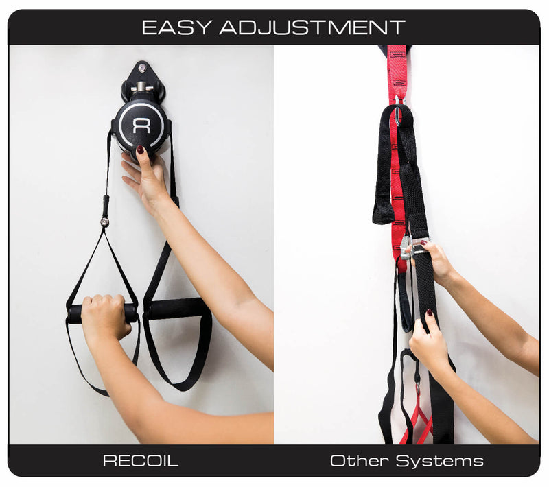 RECOIL S2 GYM Suspension Training Kit