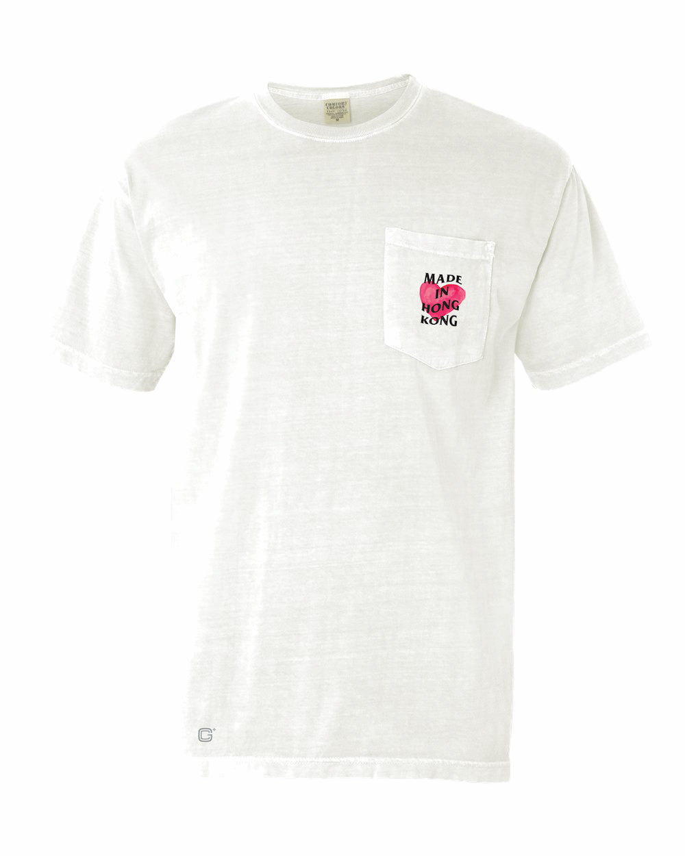 Made in Hong Kong Pocket Tee