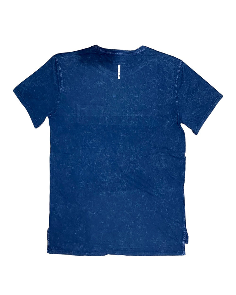 Indigo Rose Pocket Tee