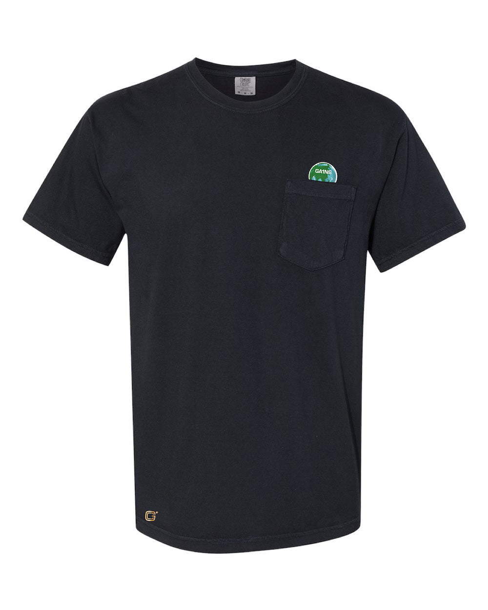 Earth GA1NS Pocket Tee