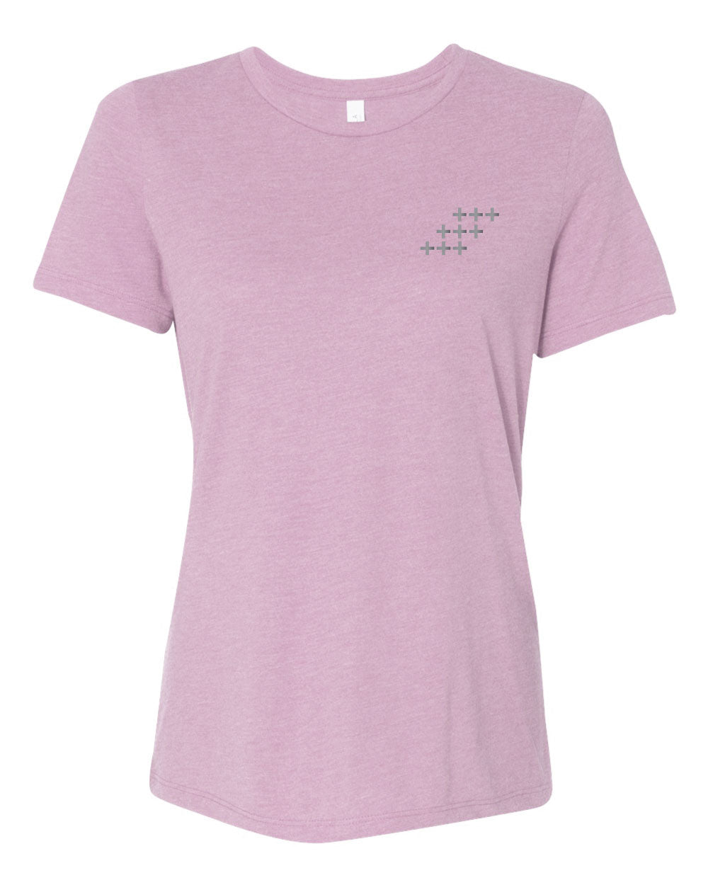 Women's Diamond Cross Tee