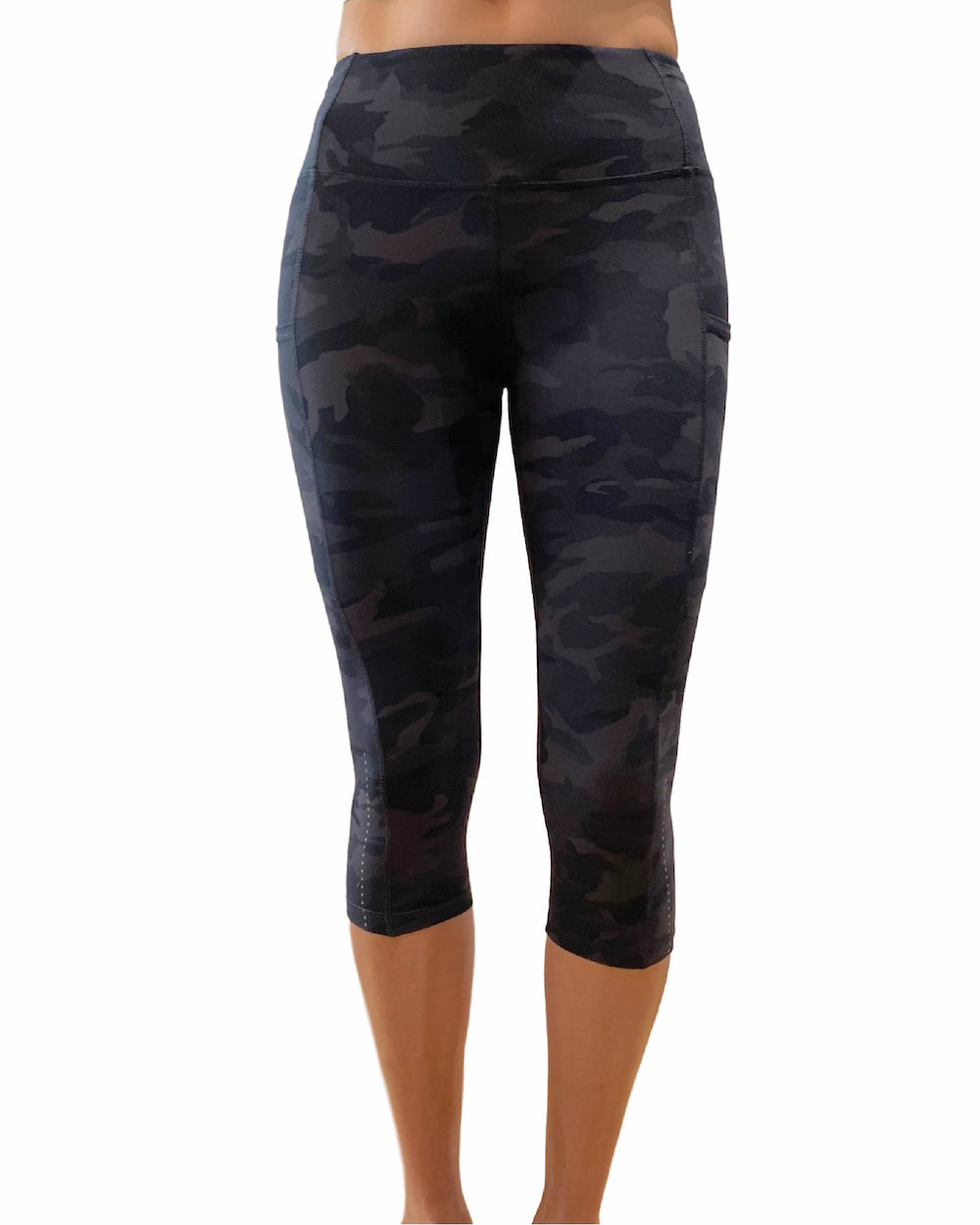Women's Camo Crop Legging