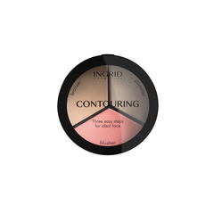 INGRID FACIAL CONTURING PALETTE IDEAL FACE CONTOURING