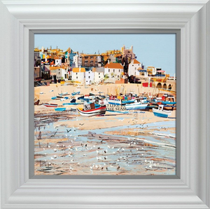 Low Tide, St Ives Bay