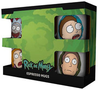 Set Expresso Rick y Morty