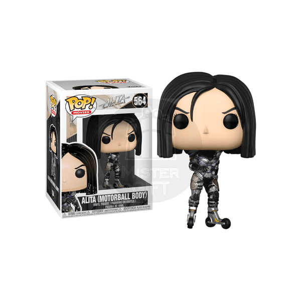 Funko Pop! Alita ALITA BATTLE ANGEL (Motorball Body) - 564