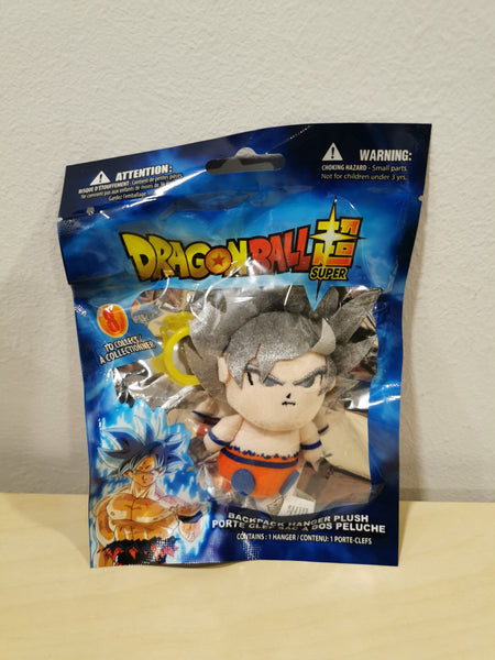 Peluche llavero Goku Ultrainstinto - Dragon Ball Super