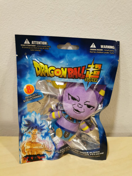 Peluche llavero Bills - Dragon Ball Super