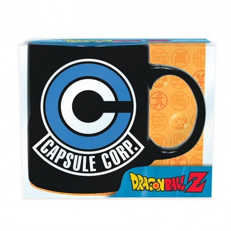 Taza Capsule Corp / Trunks - Dragon Ball Z