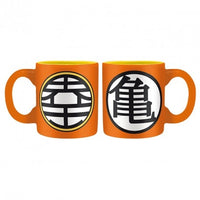 Set 2 tazas espresso de 110 ml - Dragon Ball & Kame - Dragon Ball Z
