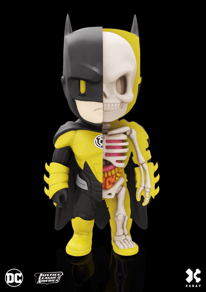 XXRay - Batman Linterna amarilla