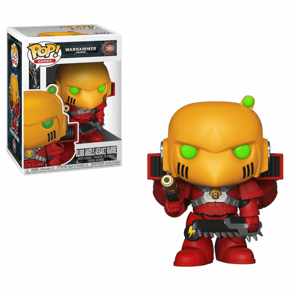 Funko Pop! Blood Angels (Assault Marine) - 500