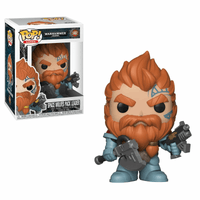 Funko Pop! Space Wolves (Pack leader) - 502