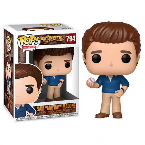 "Funko Pop! Sam ""Mayday"" Malone 794 (Cheers)"