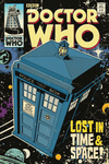 Póster plastificado Doctor Who - Lost in Time & Space!