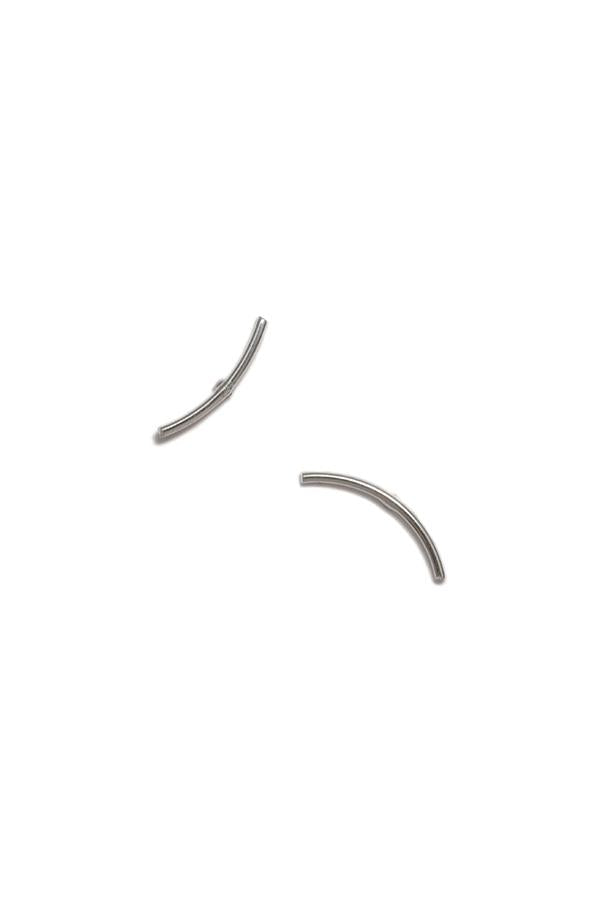 Arch Studs - Silver