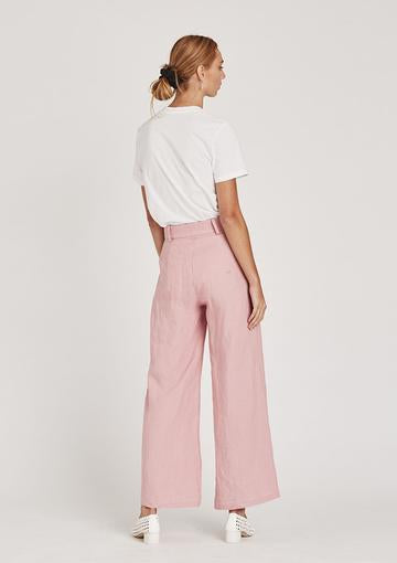 Olivia Trousers - Dusty Pink