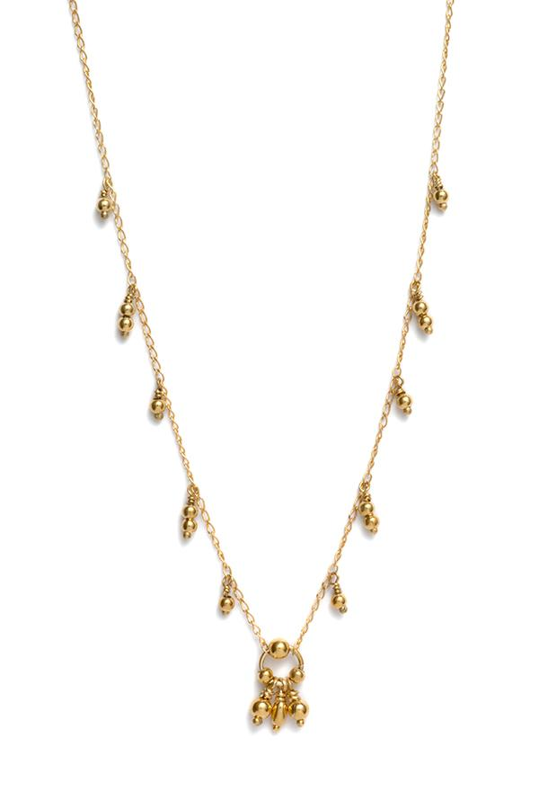 Falon Necklace - Gold
