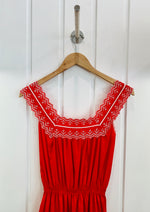 1970's New York Folk Dress