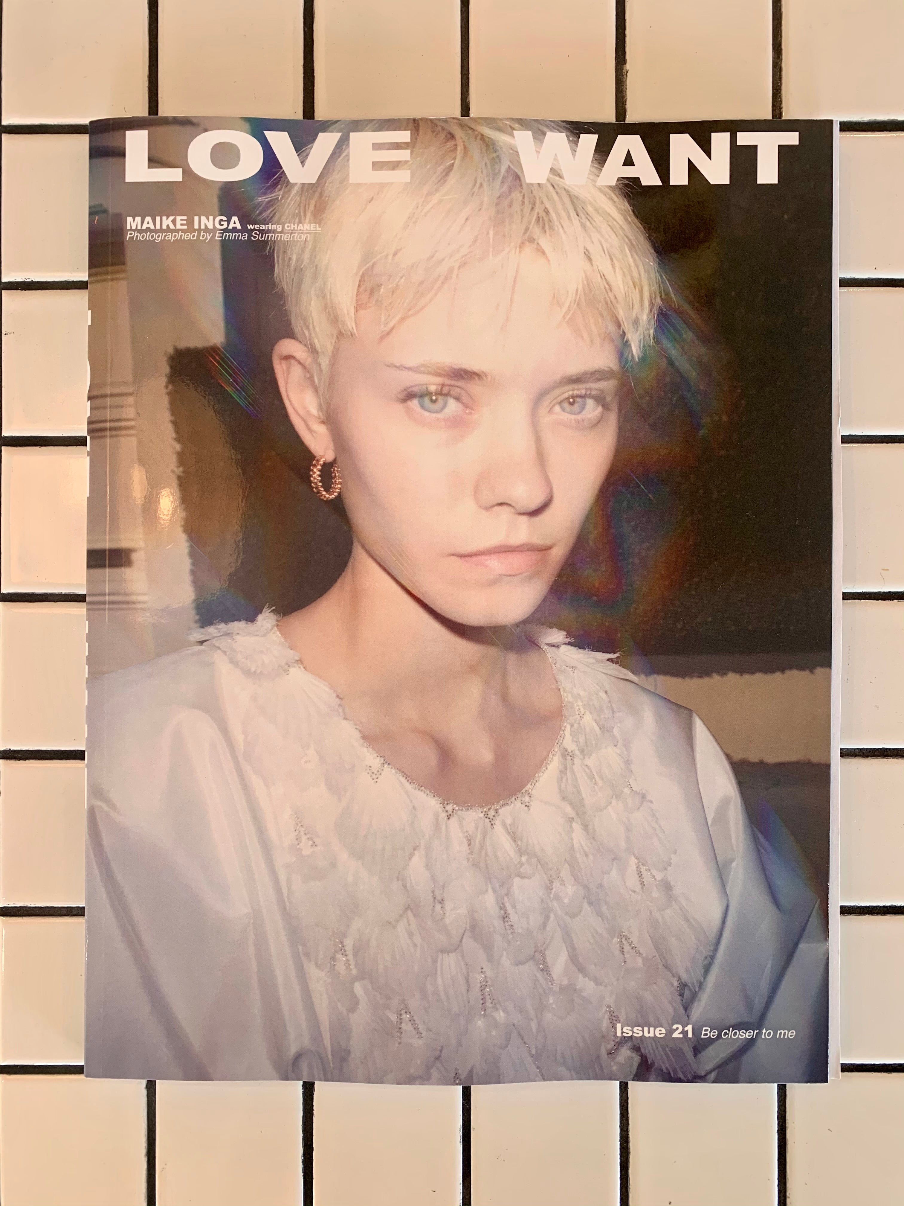 LoveWant Issue #21