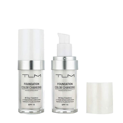 Image of TLM Color Changing Foundation