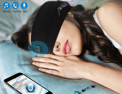 Image of SoundBand® - Wireless Bluetooth Headband