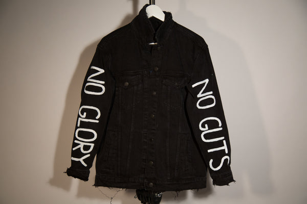 Fear Less Jeans Jacket
