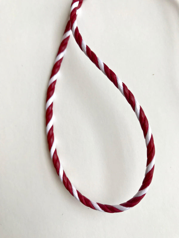 Candy Cane Chain