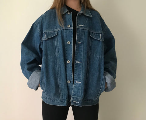 David Bowie Jeans Jacket