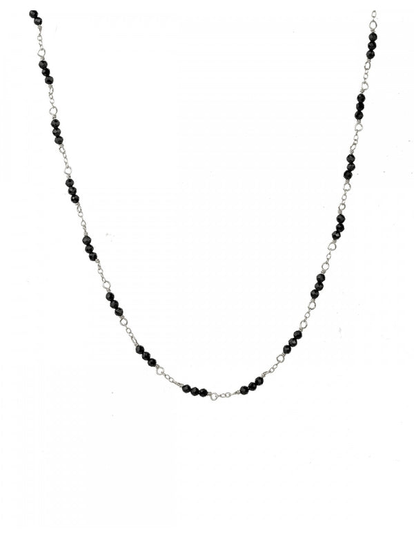 Fresh Black Necklace