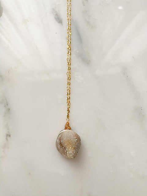 Shell Magic Necklace