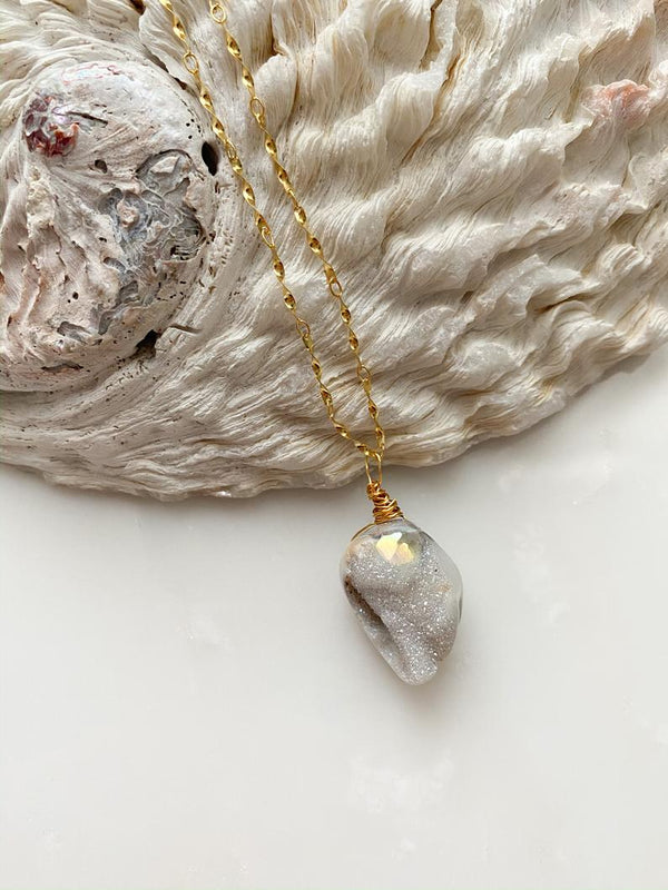 Shell Candy Necklace